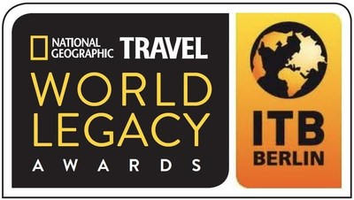 National Geographic World Legacy Awards logo