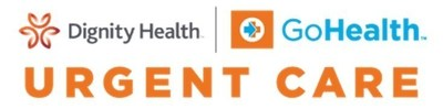 Dignity Health GoHealth Logo (PRNewsFoto/GoHealth Urgent Care,Dignity He)