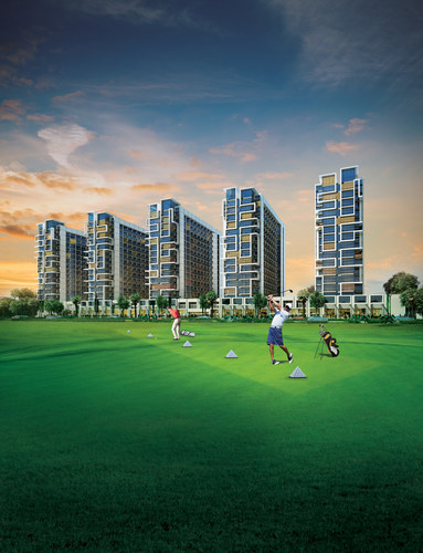 Navitas Hotel and Residences at AKOYA Oxygen, Dubai. (PRNewsFoto/DAMAC Properties) (PRNewsFoto/DAMAC Properties)