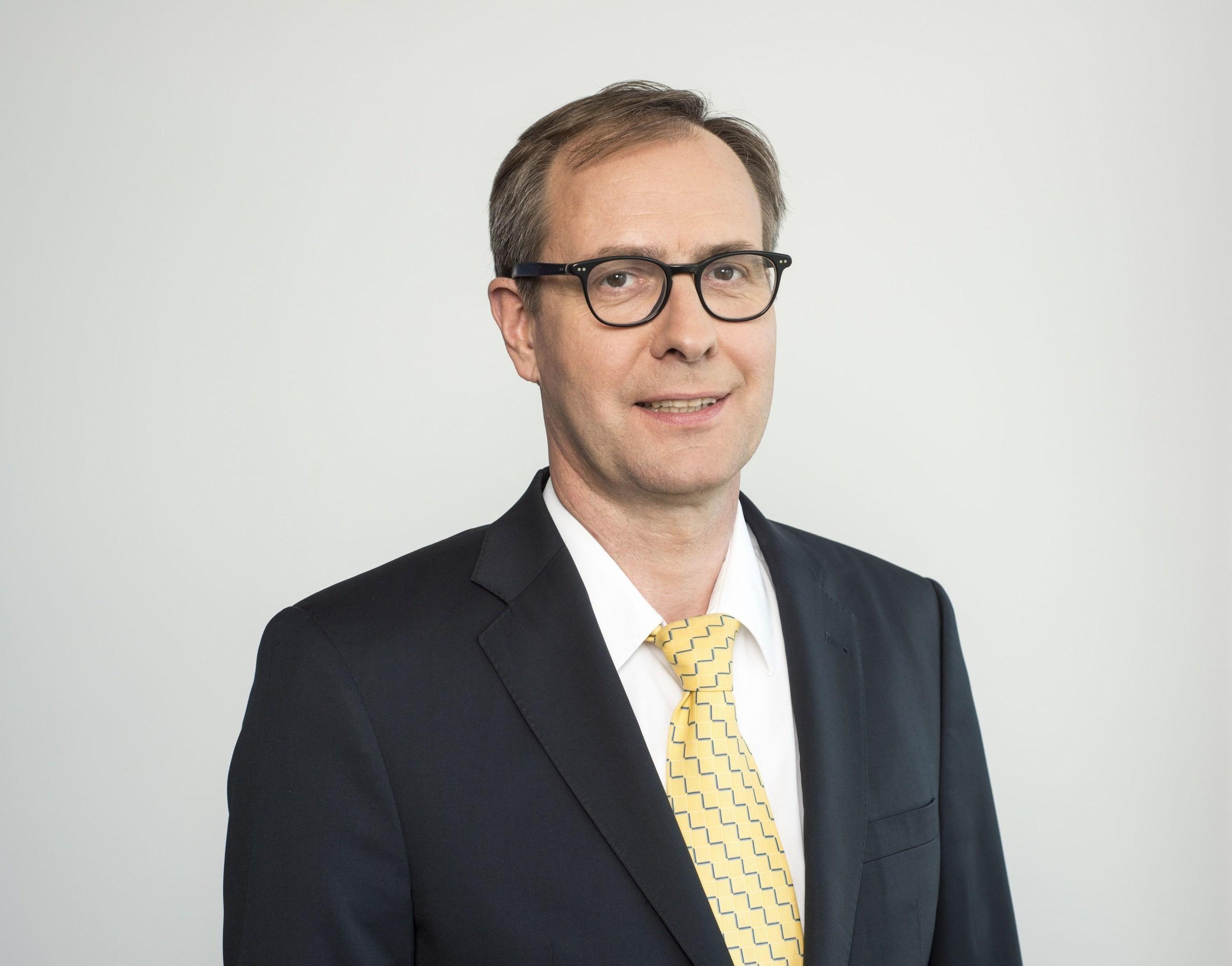 Dr. Othmar Belker é nomeado o novo diretor financeiro da Schenck Process