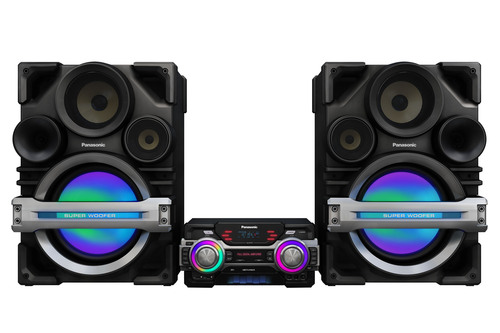 Panasonic SC-MAX650 Extra-Large Audio System.  (PRNewsFoto/Panasonic)