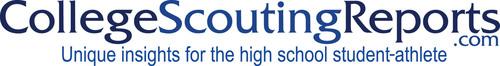 CollegeScoutingReports.com logo. (PRNewsFoto/College Scouting Reports, LLC) (PRNewsFoto/COLLEGE SCOUTING REPORTS, LLC)