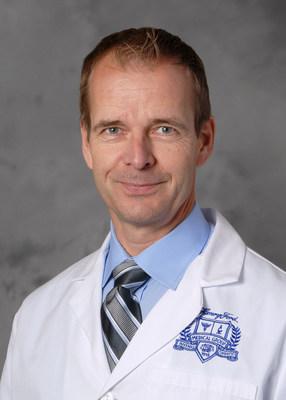 Tom Mikkelsen, M.D., co-director of the Hermelin Brain Tumor Center at Henry Ford Hospital in Detroit.