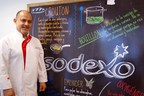 Sodexo Global Chef Francisco Layera from Chile - one of 13 chefs who visited Sodexo operations throughout North America as part of the 2016 Sodexo Global Chef Spring Tour.