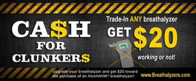 Cash For Clunkers Program. (PRNewsFoto/Quest Products, Inc.) (PRNewsFoto/QUEST PRODUCTS, INC.)
