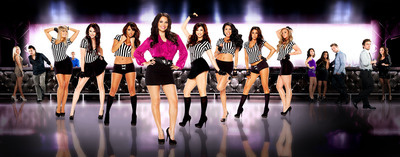 Cast of mun2's New Reality Series Beauties & the Boss.  (PRNewsFoto/mun2 Television)