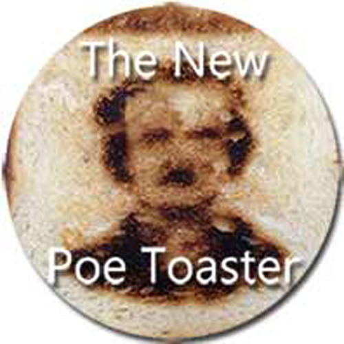 The new Poe Toaster. (PRNewsFoto/Vermont Novelty Toaster Corporation) (PRNewsFoto/VERMONT NOVELTY TOASTER ...)