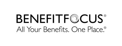 Benefitfocus Logo.  (PRNewsFoto/Benefitfocus)