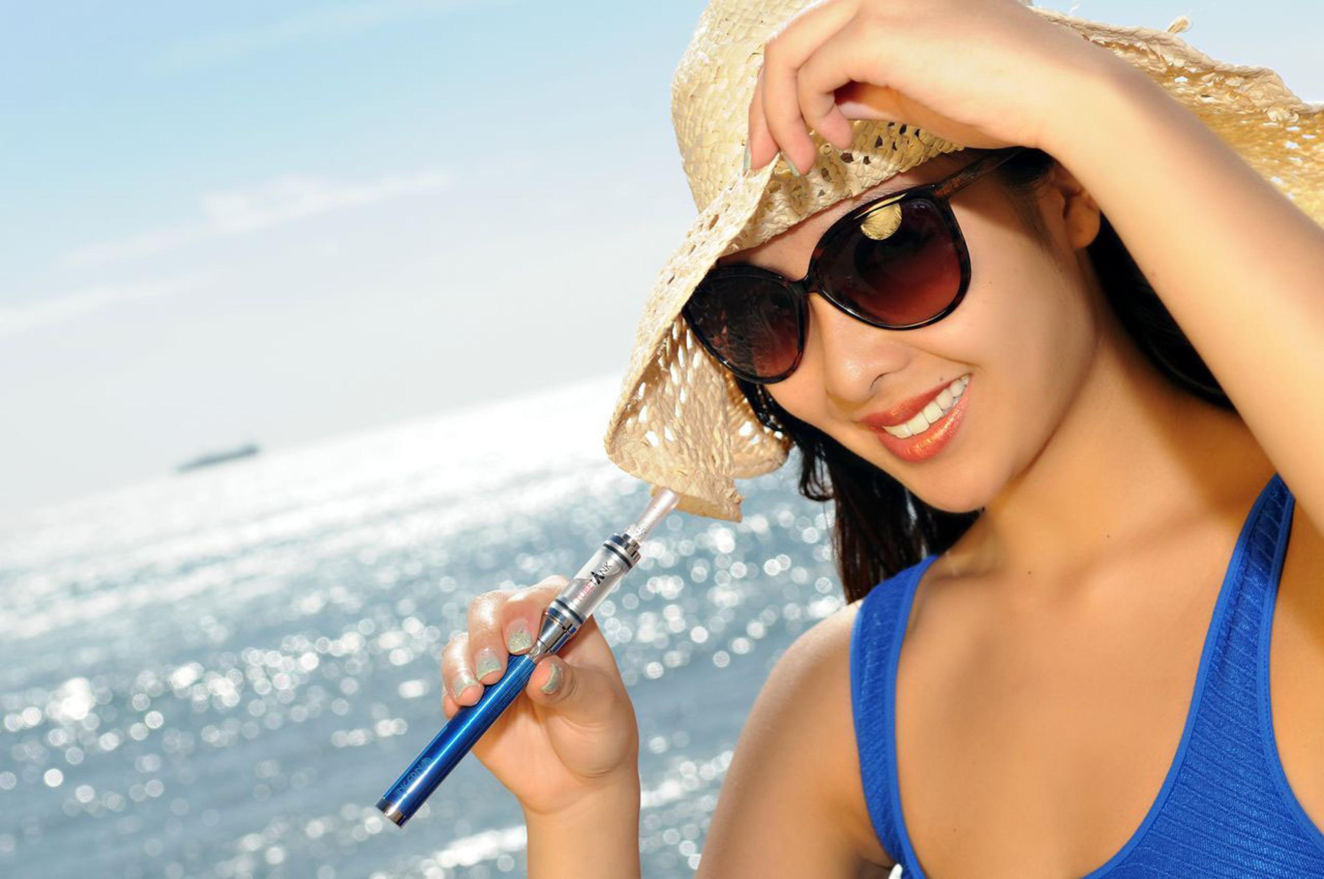 VOLCANO Fine Electronic Cigarettes.  (PRNewsFoto/VOLCANO Fine Electronic Cigarettes)