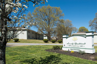 Elevation Sold Serenity Apartments at Greenville for $9.25 Million.