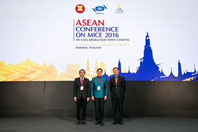 TCEB JOINS UNWTO TO HOST ASEAN CONFERENCE ON MICE, Showcasing MICE Development Plan in line with 10-Year ASEAN Tourism Strategy