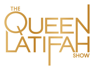 The Queen Latifah Show logo.  (PRNewsFoto/Sony Pictures Television)