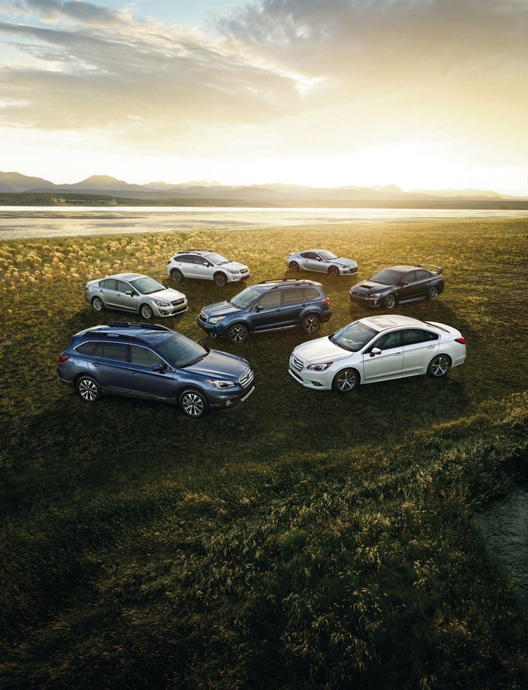 Subaru of America Breaks All-Time Sales Record Ahead of November Sales Reporting
