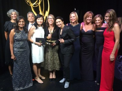 Leo Burnett's #LikeAGirl Wins Emmy for Outstanding Commercial