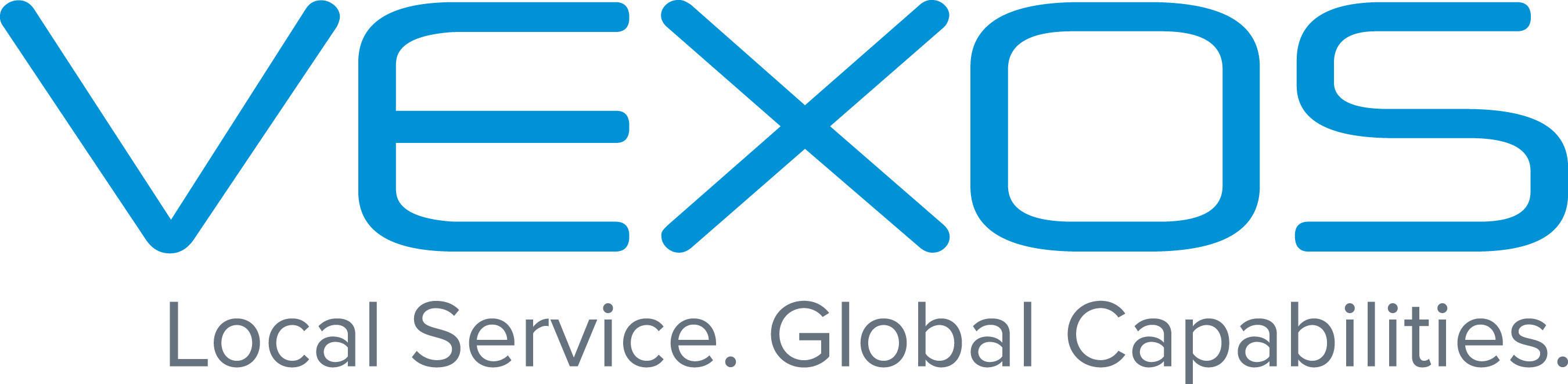 Vexos Logo www.vexos.com