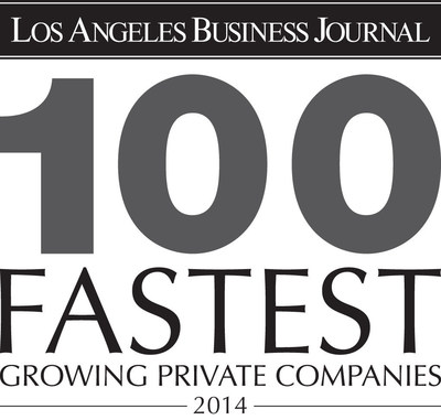 Velocify today announced it has been recognized by Los Angeles Business Journal as one of the 100 Fastest Growing Private Companies in the Greater Los Angeles area.