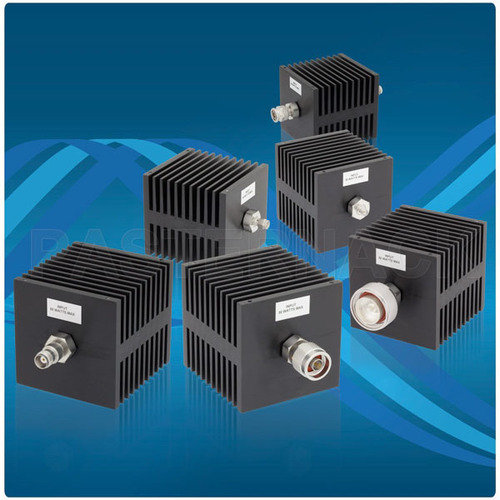50 Watt Medium Power RF Attenuators from Pasternack.  (PRNewsFoto/Pasternack Enterprises, Inc.)