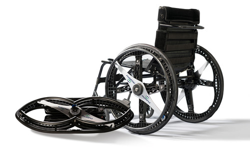 Maddak Inc. Opens Possibilities For Disability Community With Launch Of Morph Wheels, First-Ever