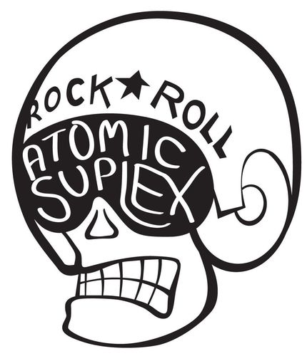 Atomic Suplex logo (PRNewsFoto/Dirty Water Records)