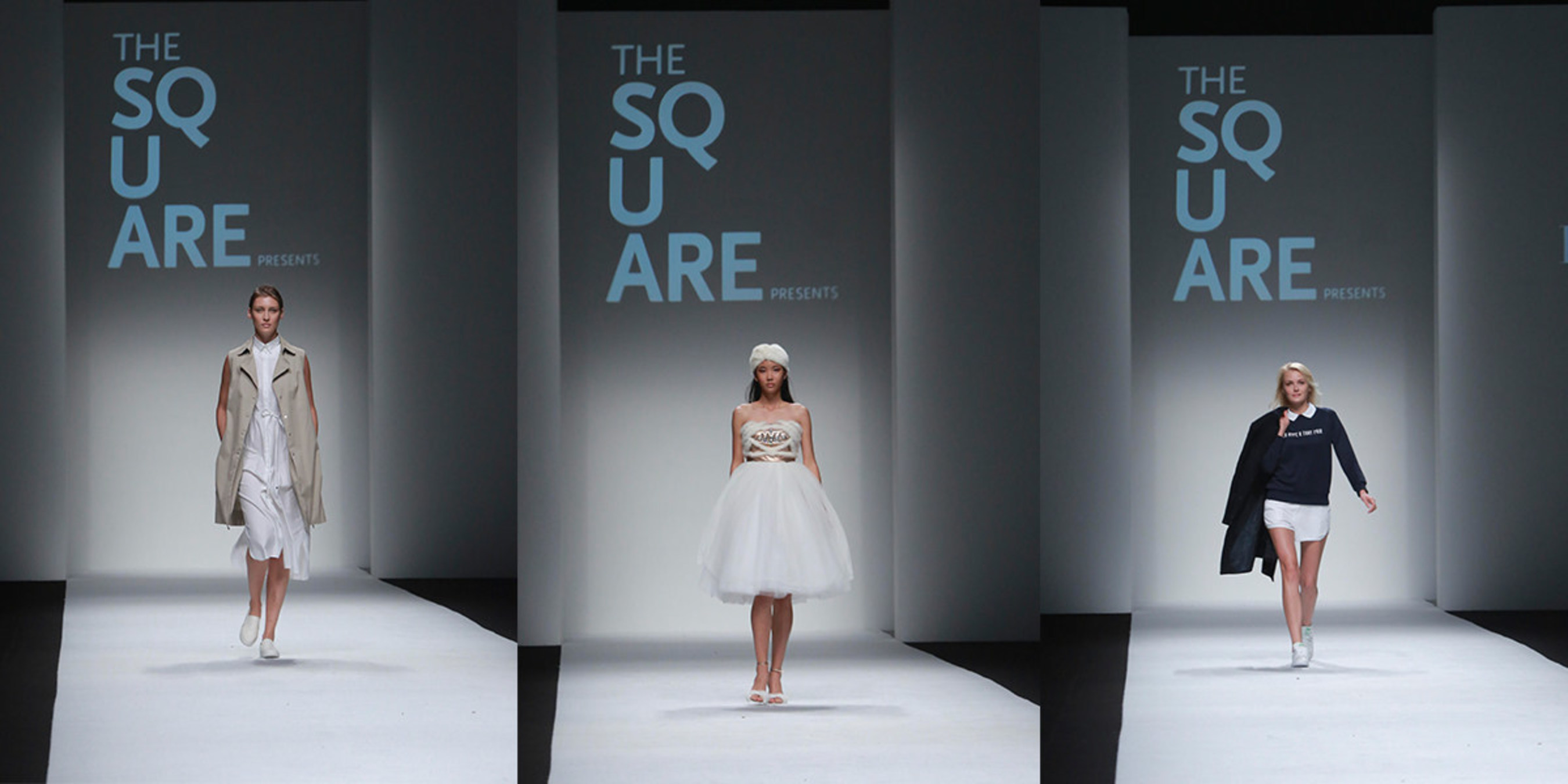 Shanghai Fashion Week Focuses More and More on European Talents