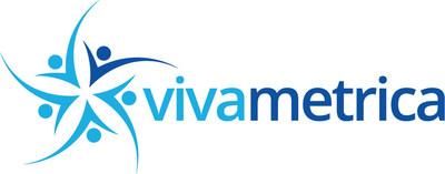 Vivametrica Logo (PRNewsFoto/Vivametrica)