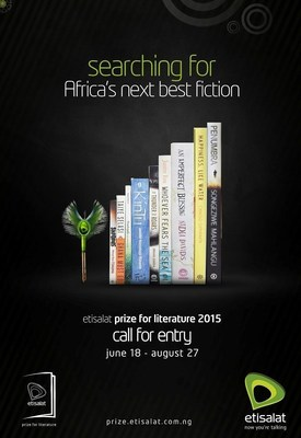 Entries Still Open for Etisalat Prize for Literature 2015 (PRNewsFoto/Etisalat Nigeria) (PRNewsFoto/Etisalat Nigeria)