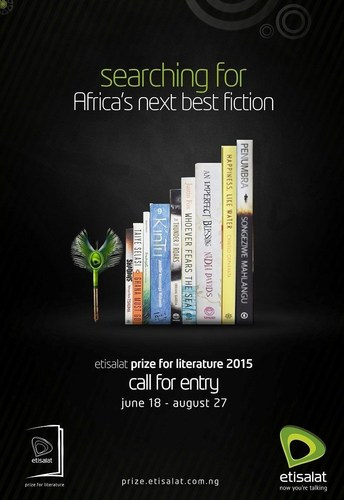 Entries Still Open for Etisalat Prize for Literature 2015 (PRNewsFoto/Etisalat Nigeria) (PRNewsFoto/Etisalat ...