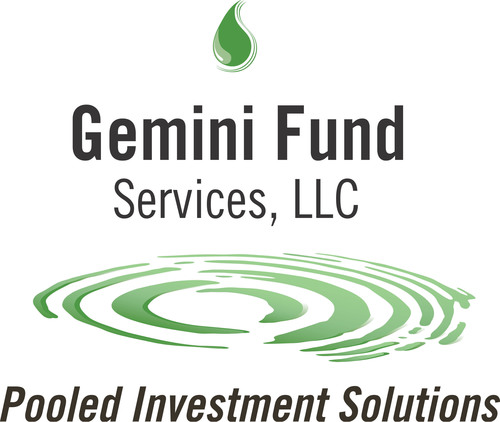 Gemini Fund Services logo. (PRNewsFoto/Gemini Fund Services, LLC)