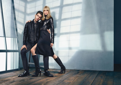 F-W 2012 Advertising campaign image