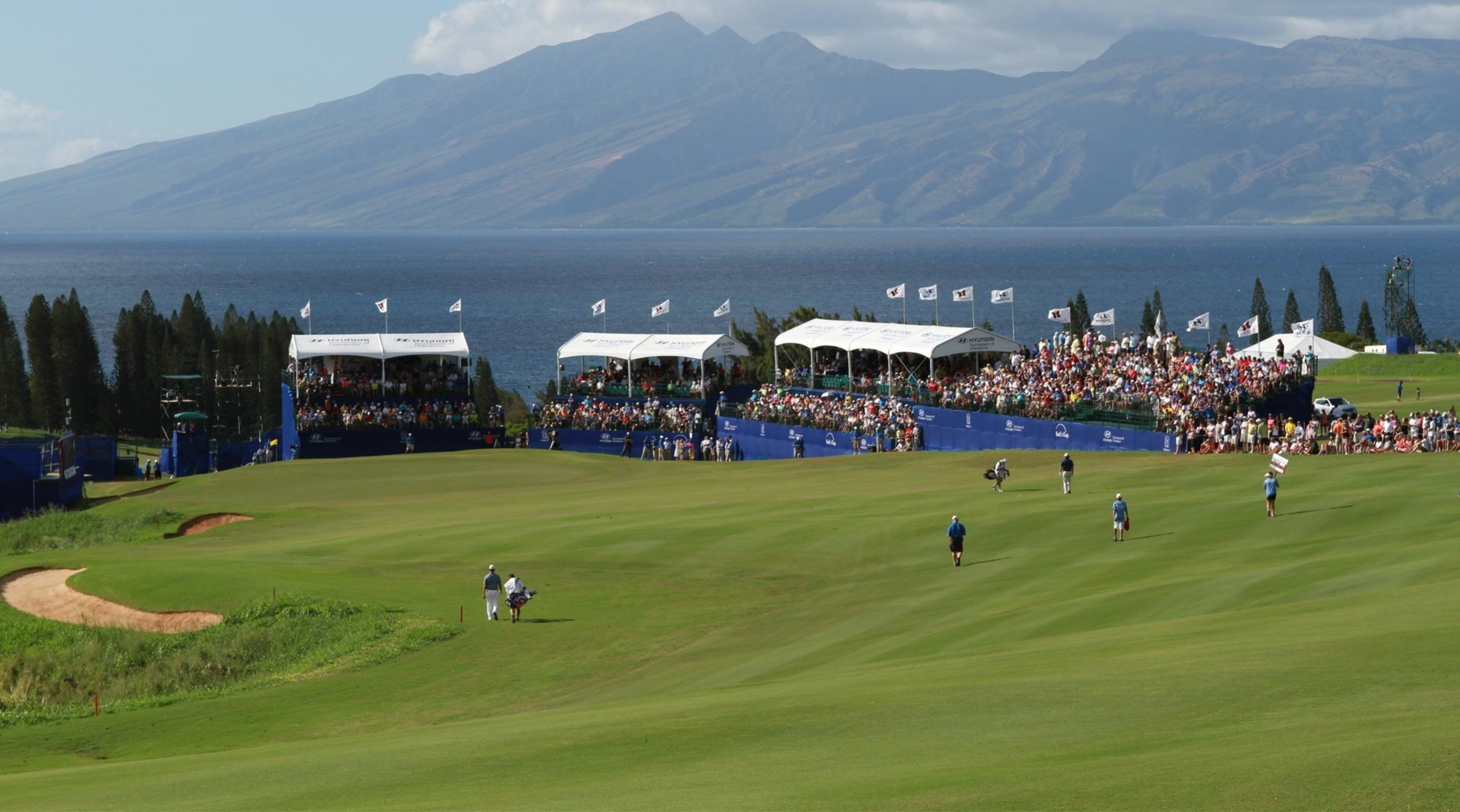 Great The Hyundai Tournament Of Champions Starts This Week In Maui Featuring 34  PGA TOUR Winners From