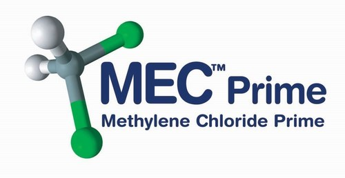 MEC(TM) Prime - Methylene Chloride Prime, High purity, PHARMACEUTICAL, FOOD & FEED grade and precision cleaning, DEGREASING grade (PRNewsFoto/Banner Chemicals UK) (PRNewsFoto/Banner Chemicals UK)