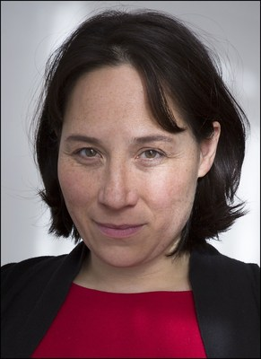 Portrait of Monika Sie Dhian Ho, appointed as General Director of the Clingendael Institute (photographer Werry Crone). (PRNewsFoto/Clingendael Institute)