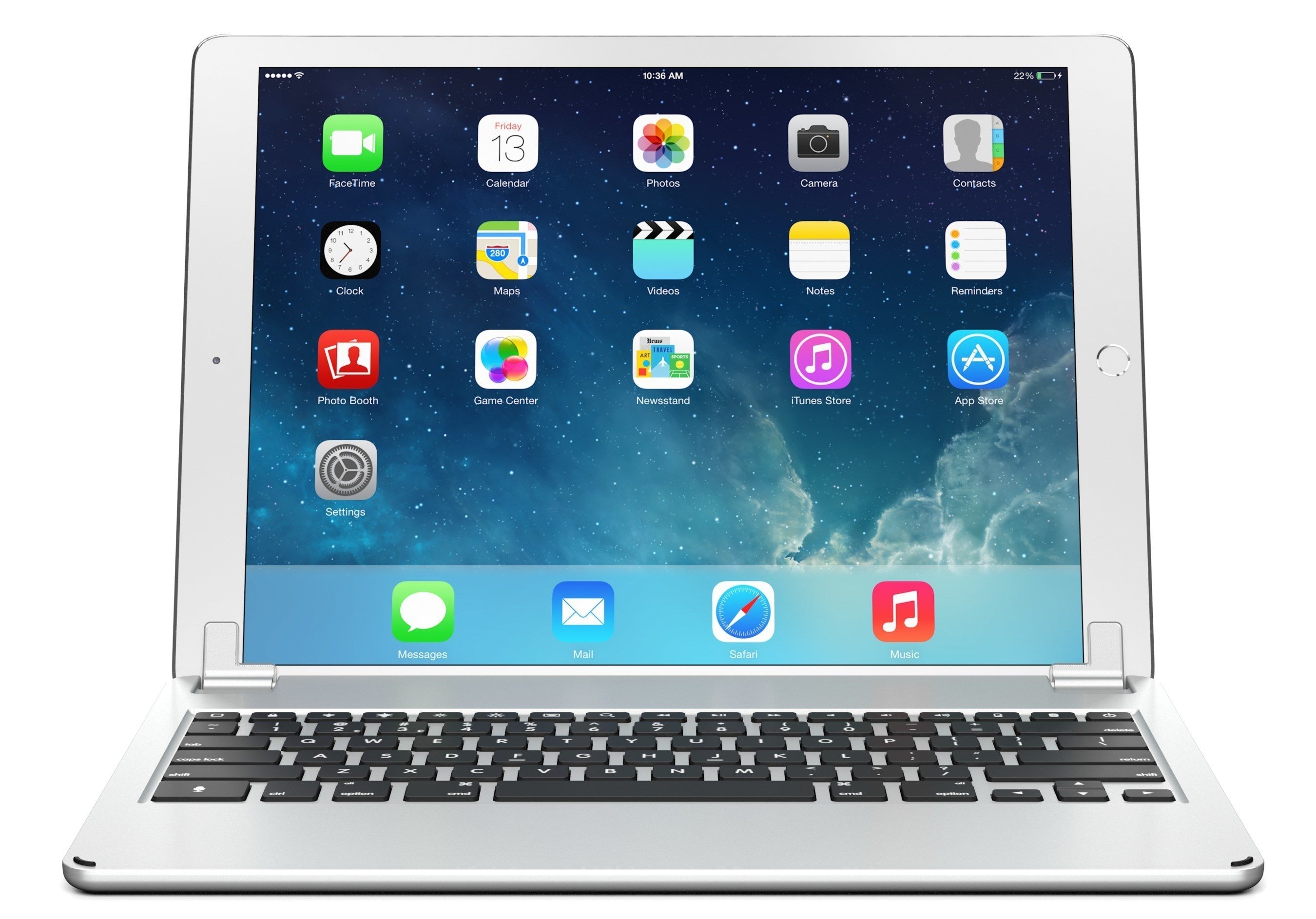 Brydge introduces the newest addition to its keyboard lineup, the BrydgePro for the iPad Pro
