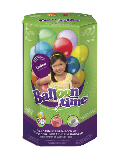 Balloon Time's National 'Put A Face On Fun' Contest Now Open