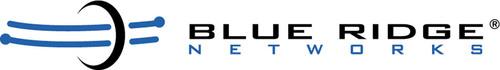 Blue Ridge Networks Logo. (PRNewsFoto/Blue Ridge Networks) (PRNewsFoto/BLUE RIDGE NETWORKS)