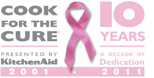 This year marks the brand's 10th anniversary of Cook for the Cure(R), a partnership with Susan G. Komen for  ...