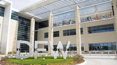 Dallas Fort Worth International Airport has received its second consecutive EPA Climate Leadership Award. (PRNewsFoto/DFW International Airport)