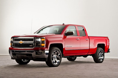 2014 Chevy Silverado in stock at Osseo Automotive.  (PRNewsFoto/Osseo Automotive)