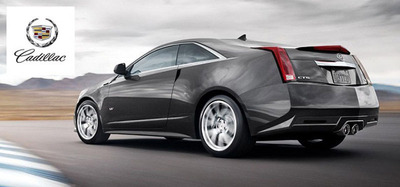 The 2014 Cadillac CTS has the performance and attention to design that gives it the ability to compete with almost anything that can come across the pond from Europe.  (PRNewsFoto/Cavender Cadillac)