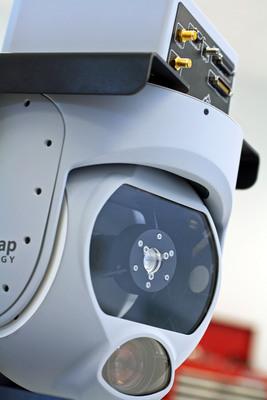Cloud Cap Technology TASE400DXR.  (PRNewsFoto/UTC Aerospace Systems)