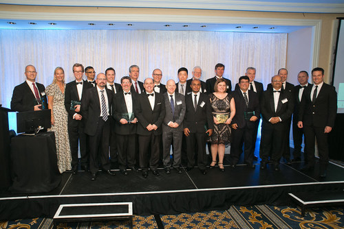 Frost & Sullivan Recognises Best-In-Class Companies Across Africa at Cape Town's Table Bay Hotel