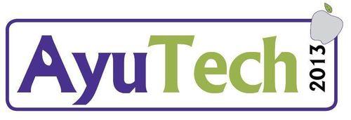 AyuTech 2013 logo (PRNewsFoto/UBM India)