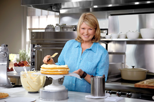 Martha Stewart's Cooking School And Martha Bakes To Premiere On PBS Beginning April 6th.  ...
