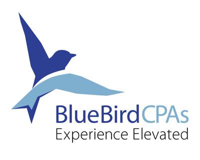BlueBird, CPAs Logo