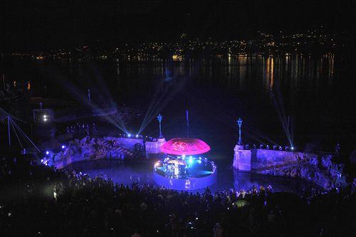 MARTINI® feiert 150 Jahre italienischen Stil mit glanzvoller Jubiläumsgala