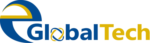 EGLOBALTECH Logo. (PRNewsFoto/eGlobalTech) (PRNewsFoto/EGLOBALTECH)