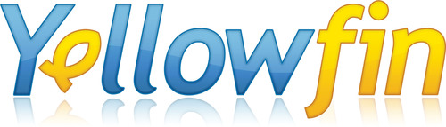 Yellowfin logo.  (PRNewsFoto/Yellowfin)