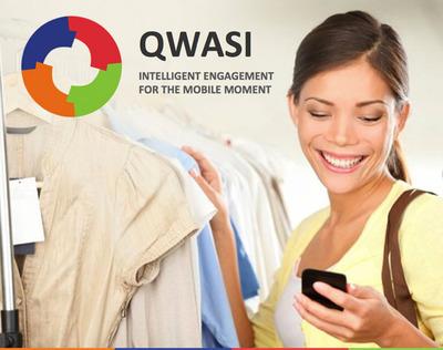 QWASI - image 1.  (PRNewsFoto/QWASI, Inc.)