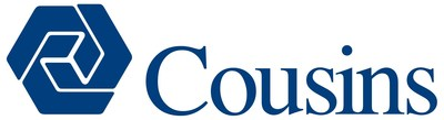 Cousins Properties Incorporated Logo (PRNewsFoto/Cousins Properties Incorporated)
