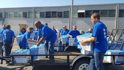 Springfield, Tenn. donation